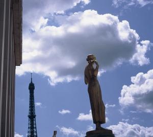 solitude du Trocadero