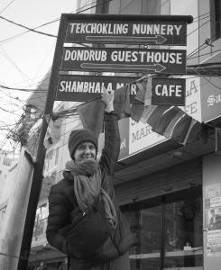gaëtane Hermans Nepal